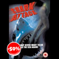 Shark Attack DVD