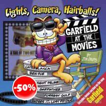 Garfield At The Movies Book