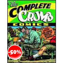 The Complete Crumb Comics Vol 1 Tp