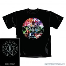 Slipknot Colour Wheel T-Shirt