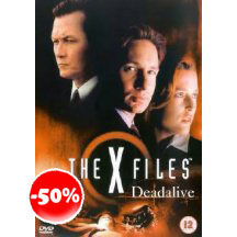 The X Files : Deadalive Dvd