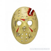 Friday The 13th Part 4  Final Chapter Jason Mask Prop Replica