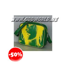 Faces Trendy Pop-art Shoulder Bag