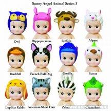Sonny Angels Animal Serie 3 Dieren Geluksbrengertje
