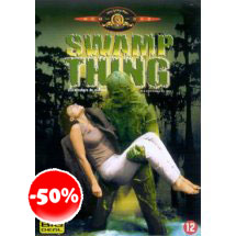 Swamp Thing Wes Craven Dvdundefinedundefined