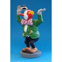 Suske En Wiske De Circusbaron Circus Clown Lambik Beeld