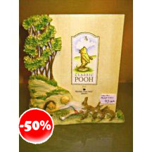 Classic Pooh And They All Pulled Together Photo Frame