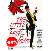 The Little Shop Of Horrors (1960) Jack Nicholson Dvdundefinedundefined