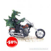 Easy Riders So, I like my old bike.. Dragon Statue