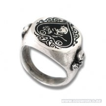 Ace Of 'A' Ring