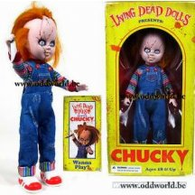 Living Dead Dolls Child's Play Chucky Pop Pluche