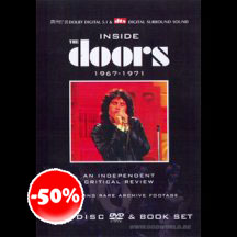 Doors-inside 1967-1971 Set DVD