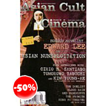 Asian Cult Cinema 50 Magazine