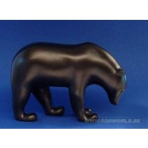 Francois Pompon Brown Bear Statue