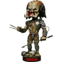 Predator Bobbing Head Wobbler Headknocker Statue
