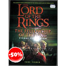 The Lord Of The Rings The Fellowship Of The Ring Visual Companion Book