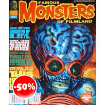 Famous Monsters Of Filmland Magazine 237