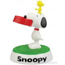 Peanuts Snoopy And Woodstock Statue