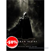 Batman Begins The Official Movie Guide Boek