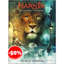 The Chronicles Of Narnia The Lion, The Witch And The Wardrobe The Movie Storybook Book