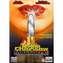 Texas Chainsaw Massacre 2 DVD