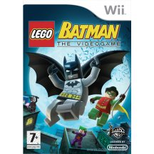 Lego Batman Nintento Wii Game
