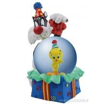 Looney Tunes Tweety En Sylvester Verjaardag Verrassing Water Bol  Beeld