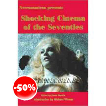 Shocking Cinema Of The Seventies Tp Horror Book