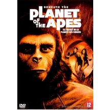Planet of the apes - Beneath the DVD