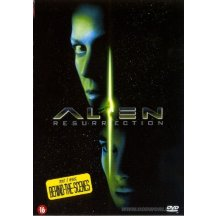 Alien 4 - Resurrection DVD