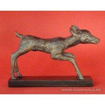 Art Grec Deer Statue