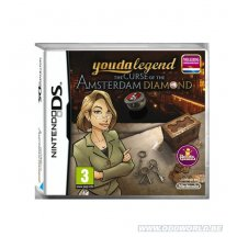 Youda legend - The curse of the Amsterdam diamond Nintendo DS Game