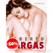 Alberto Vargas Works From The Max Vargas Collection Book